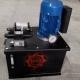 یونیت هیدرولیک همراه با شیر فلودیوایدر