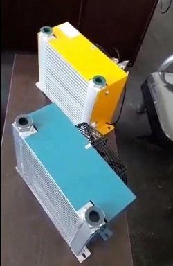 سری-کردن-دستگاه-خنک-کننده-روغن-هیدرولیک